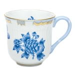 Herend Fortuna Blue Mug