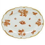 Herend Fortuna Rust Platter