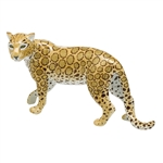 Herend Figurine Jaguar Reserve Collection