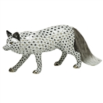 Herend Silver Fox Reserve Collection