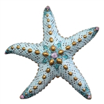 Herend Figurine Starfish Reserve Collection