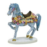 Herend Carousel Horse Figurine Reserve Collection