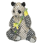 Herend Panda Figurine Reserve Collection