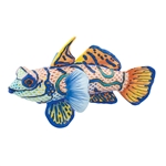 Herend Mandarin Fish Multicolor Reserve Collection