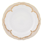 Herend Simply Elegance Gold Bread and Butter Plate