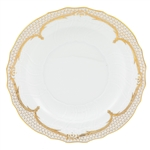 Herend Simply Elegance Gold Salad Plate
