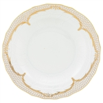 Herend Simply Elegance Gold Dessert Plate