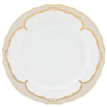 Herend Simply Elegance Gold Dinner Plate