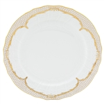 Herend Simply Elegance Gold Service Plate