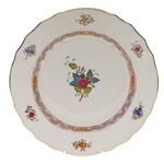 Herend Chinese Bouquet Multicolor Dinner Plate