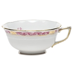 Herend Chinese Bouquet Garland Raspberry Tea Cup