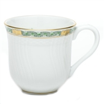 Herend Chinese Bouquet Garland Green Mug