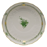 Herend Chinese Bouquet Green Open Vegetable Bowl