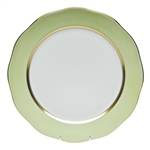 Herend China Lime Charger Plate