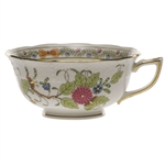 Herend Indian Basket Tea Cup