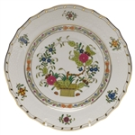 Herend Indian Basket Salad Plate