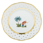 Herend China Asian Garden Bread & Butter Plate Motif 6