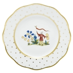 Herend China Asian Garden Salad Plate Motif 4