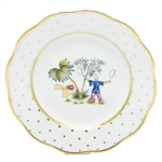 Herend China Asian Garden Salad Plate Motif 5