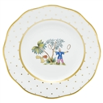Herend China Asian Garden Dessert Plate Motif 5