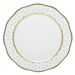 Herend China Connect the Dots Charger Plate