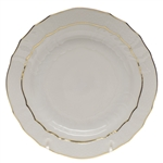 Herend Golden Edge Bread & Butter Plate