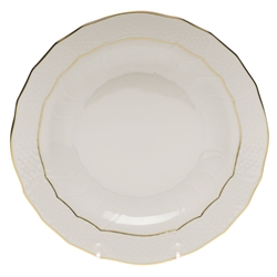 Herend Golden Edge Dessert Plate