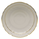 Herend Golden Edge Canton Saucer