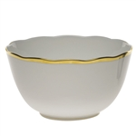 Herend Gwendolyn Round Serving Bowl
