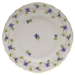 Herend Blue Garland Bread & Butter Plate