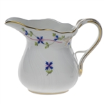 Herend Blue Garland Creamer