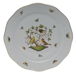 Herend Rothschild Bird Round Platter