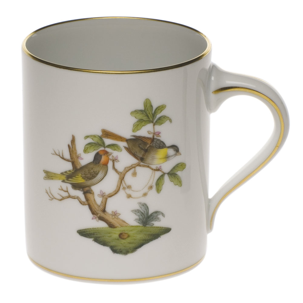 Bird Vary Coffee Rothschild Herend MugMotif's PiXZkOu