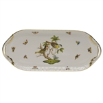 Herend Rothschild Bird Sandwich Tray