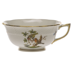 Herend Rothschild Bird Tea Cup Motif #10