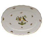 Herend Rothschild Bird Platter