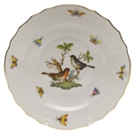 Herend Rothschild Bird Salad Plate Motif #5