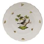Herend Rothschild Bird Dinner Plate Motif #1