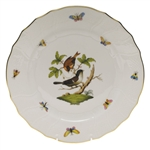 Herend Rothschild Bird Dinner Plate Motif #4