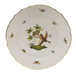 Herend Rothschild Bird Dinner Plate Motif #10