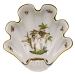 Herend Rothschild Bird Shell Dish