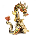 Herend Medieval Dragon Figurine Reserve Collection