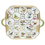 Herend Birds of Herend Serving Tray Reserve Collection