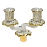 Herend Queen Victoria Double Candlestick Arm