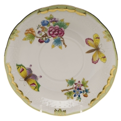 Herend Queen Victoria Cream Soup Saucer