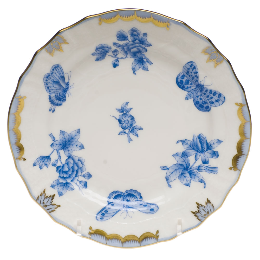 Herend Herend Fortuna Bread Plate # 1515