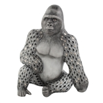 Herend Silverback Gorilla Multicolor Reserve Collection