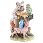 Herend Forest Friends Multicolor Reserve Collection