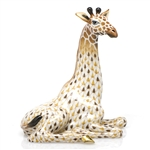 Herend Giraffe Figurine Reserve Collection