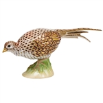 Herend Figurine Female Pheasant Reserve Collection